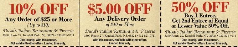 Italian Restaurant Route  Kendall Park Nj